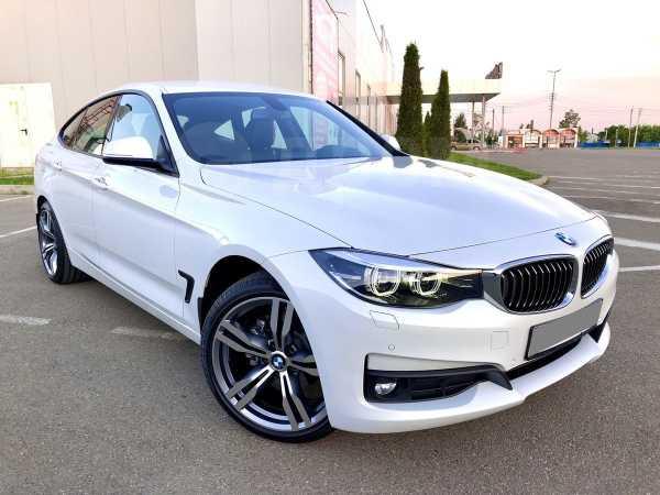 BMW 3-Series Gran Turismo, 2019 год, 2 490 000 руб.