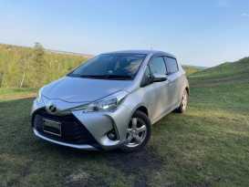 Якутск Toyota Vitz 2018