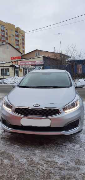 Тюмень Kia Ceed 2017