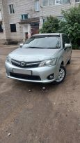 Toyota Corolla Fielder, 2014 год, 610 000 руб.