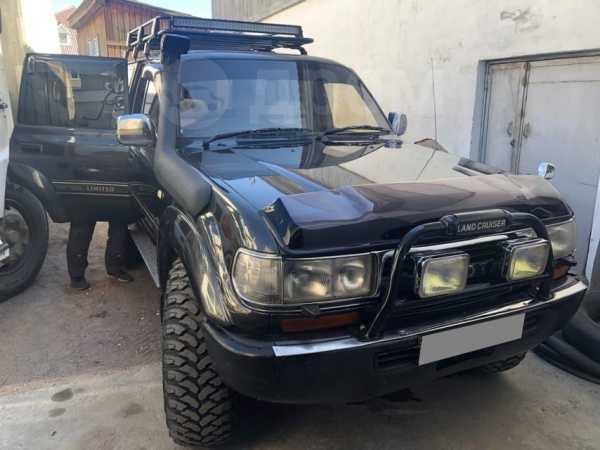 Toyota Land Cruiser, 1992 год, 699 000 руб.