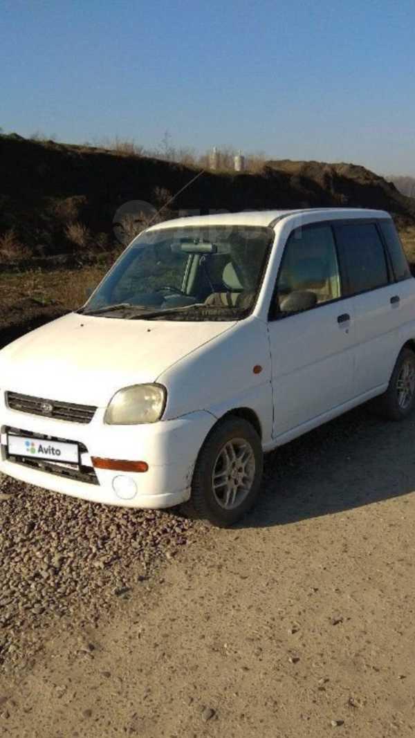 Subaru Pleo, 2003 год, 107 000 руб.