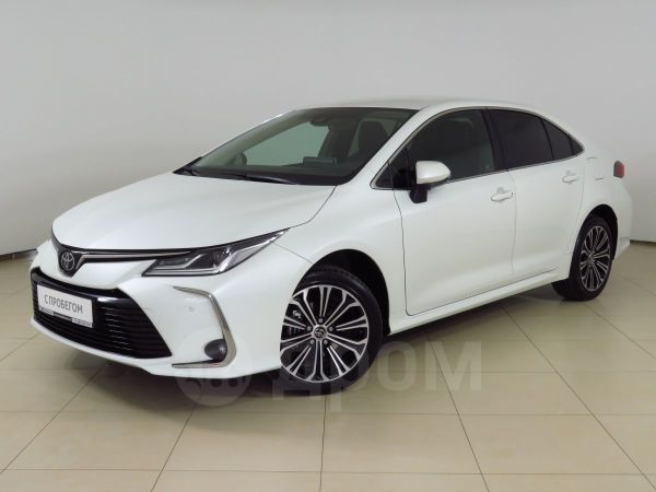 Toyota Corolla, 2020 год, 1 630 000 руб.
