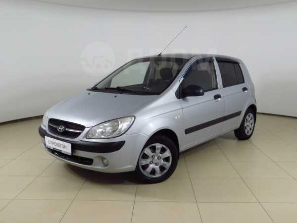 Hyundai Getz, 2009 год, 305 000 руб.