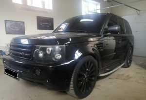 Краснодар Range Rover Sport
