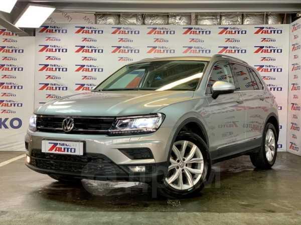 Volkswagen Tiguan, 2018 год, 1 590 000 руб.