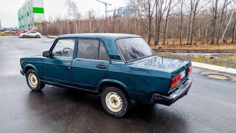 Лада 2107, 2008 год, 45 000 руб.