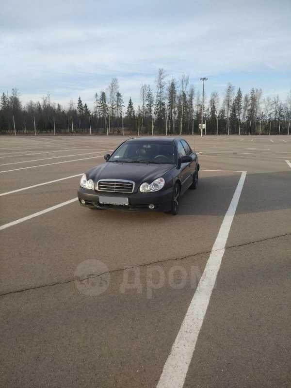 Hyundai Sonata, 2004 год, 194 700 руб.