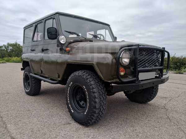УАЗ 469, 1997 год, 139 000 руб.