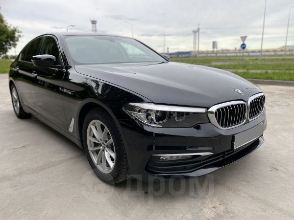 BMW 5-Series, 2017 год, 1 800 000 руб.