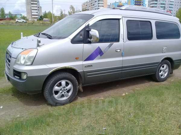 Hyundai Starex, 2007 год, 539 000 руб.