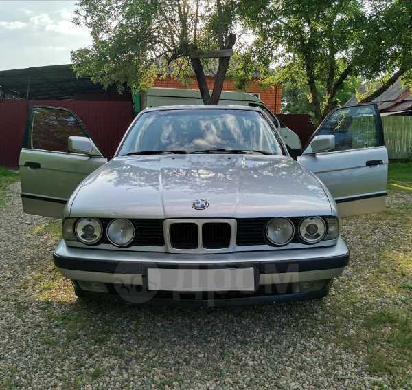 BMW 5-Series, 1991 год, 270 000 руб.