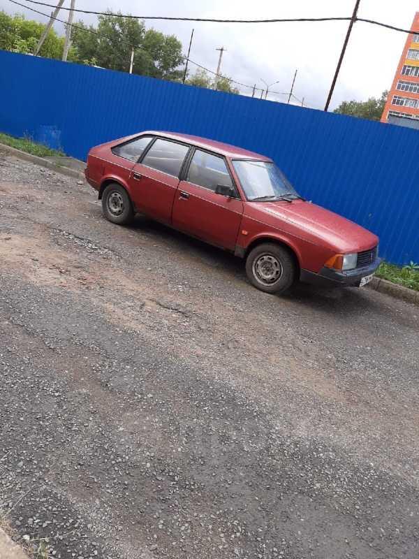 Москвич 2141, 1990 год, 15 000 руб.