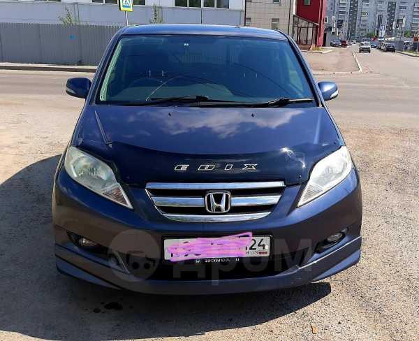 Honda Edix, 2007 год, 480 000 руб.