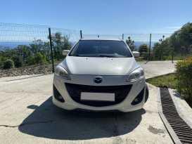 Сочи Mazda5 2011