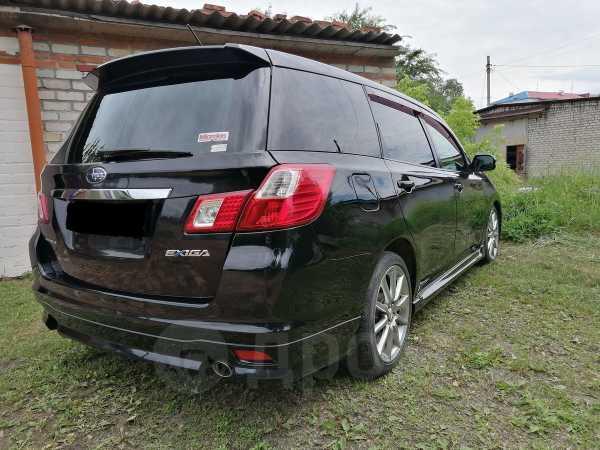 Subaru Exiga, 2009 год, 570 000 руб.