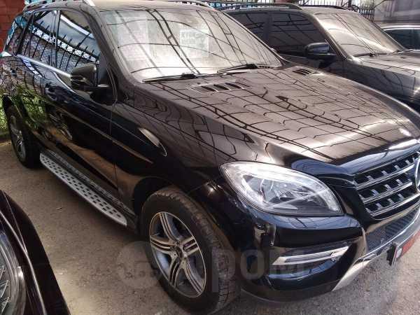 Mercedes-Benz M-Class, 2013 год, 1 850 000 руб.