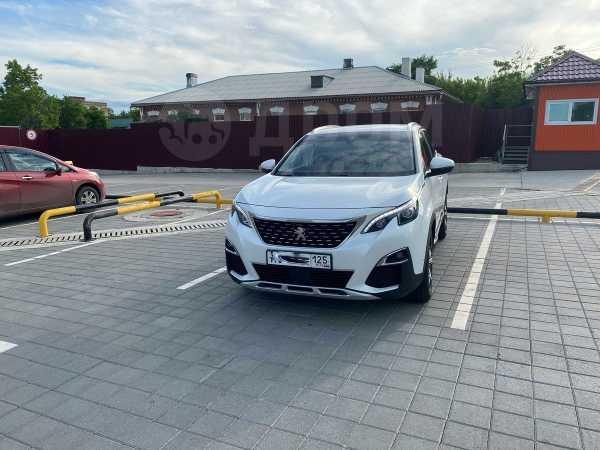 Peugeot 3008, 2017 год, 1 200 000 руб.