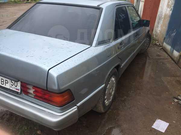 Mercedes-Benz 190, 1990 год, 50 000 руб.