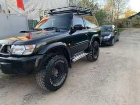 Тверь Nissan Patrol 2001
