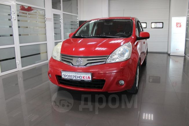 Nissan Note, 2010 год, 475 000 руб.