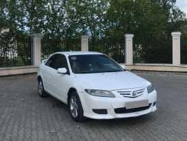 Якутск Mazda6 2003