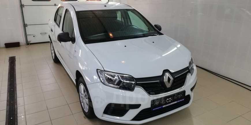 Renault Logan, 2018 год, 525 000 руб.