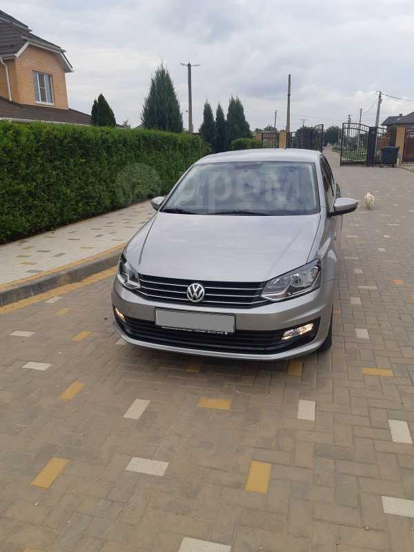 Volkswagen Polo, 2019 год, 799 000 руб.