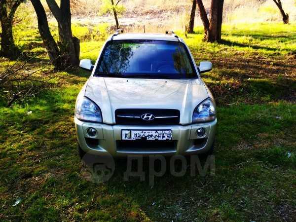 Hyundai Tucson, 2005 год, 360 000 руб.