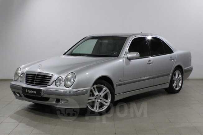 Mercedes-Benz E-Class, 2001 год, 540 000 руб.