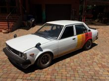 Краснодар Corolla 1980