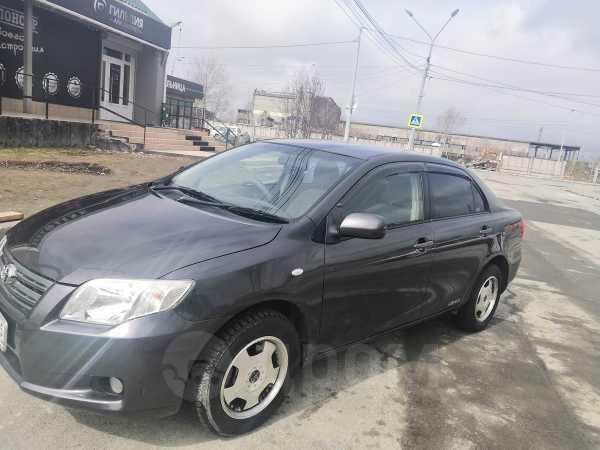 Toyota Corolla Axio, 2008 год, 470 000 руб.