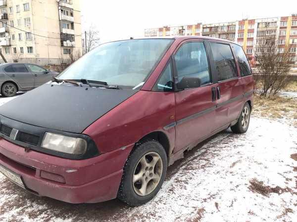 Fiat Ulysse, 1997 год, 150 000 руб.