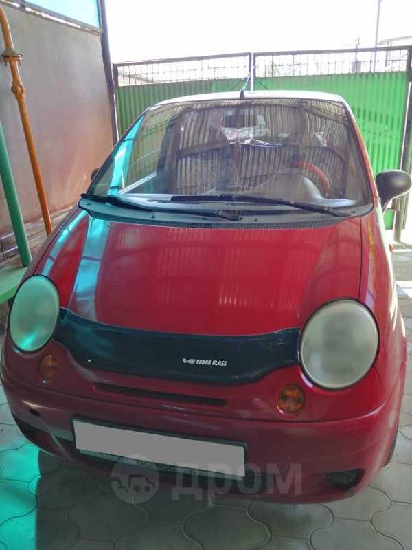 Daewoo Matiz, 2004 год, 105 000 руб.