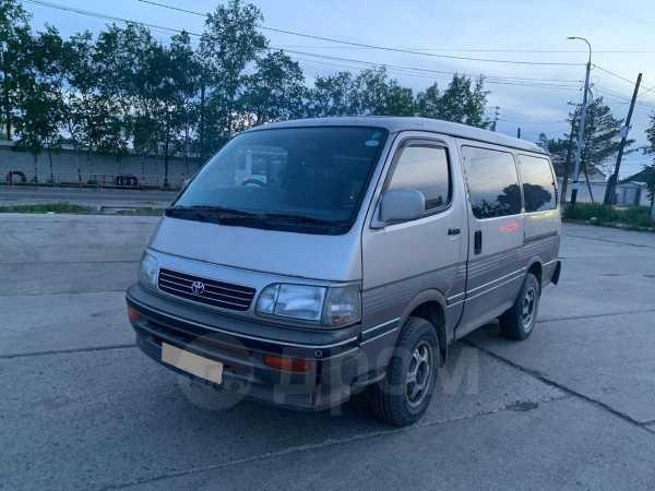 Toyota Hiace, 1997 год, 165 000 руб.