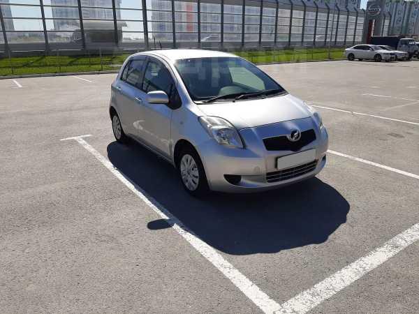 Toyota Vitz, 2005 год, 330 000 руб.