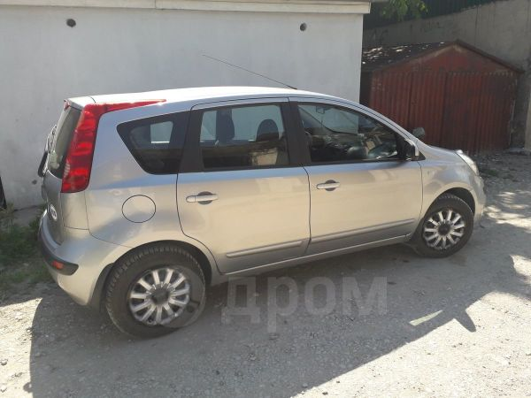 Nissan Note, 2007 год, 315 000 руб.