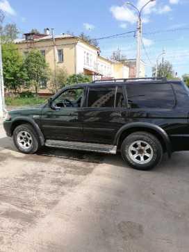 Иваново Montero Sport 2002