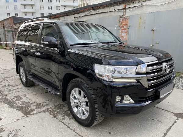 Toyota Land Cruiser, 2016 год, 3 900 000 руб.