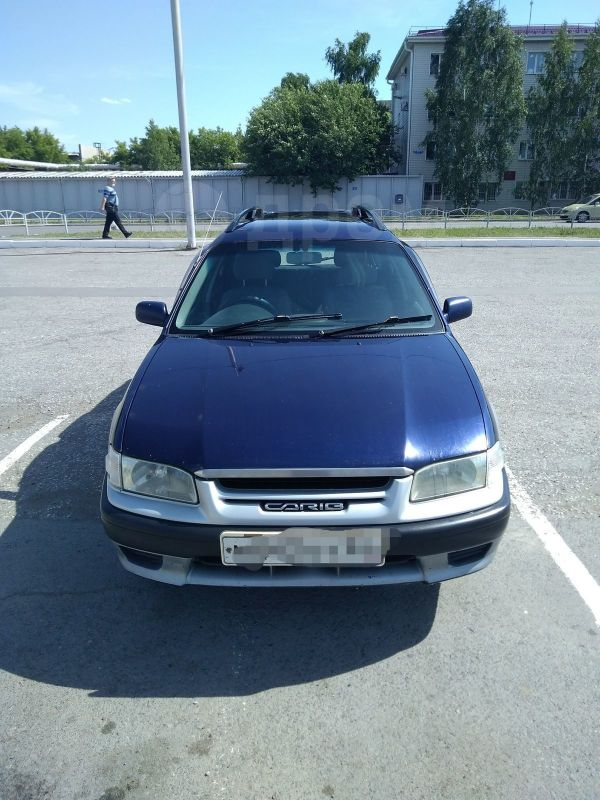 Toyota Sprinter Carib, 1997 год, 185 000 руб.