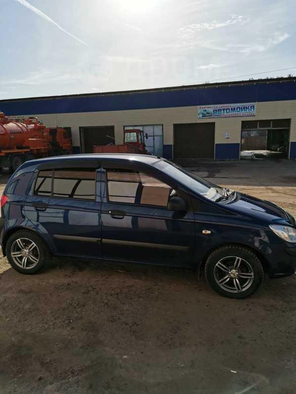 Hyundai Getz, 2007 год, 250 000 руб.