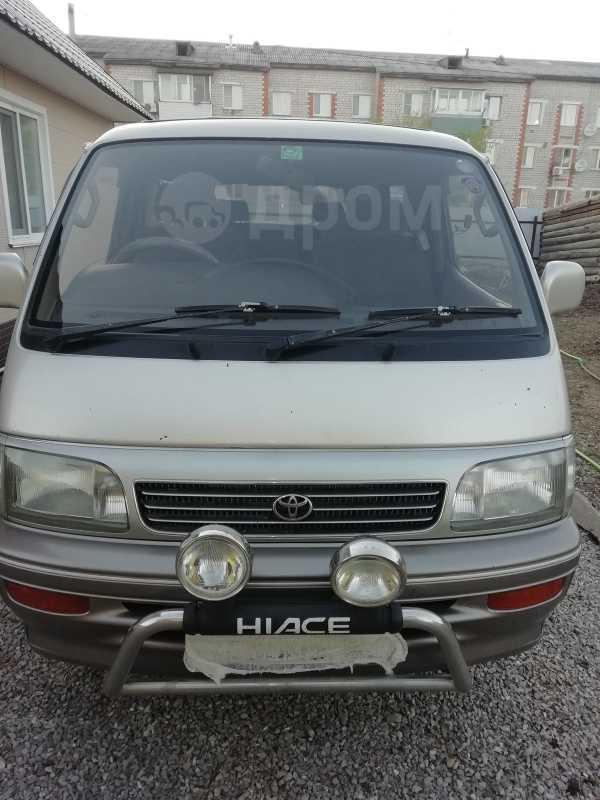 Toyota Hiace, 1996 год, 450 000 руб.