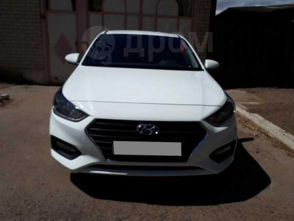 Hyundai Solaris, 2019 год, 777 000 руб.
