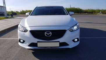 Салехард Mazda6 2014