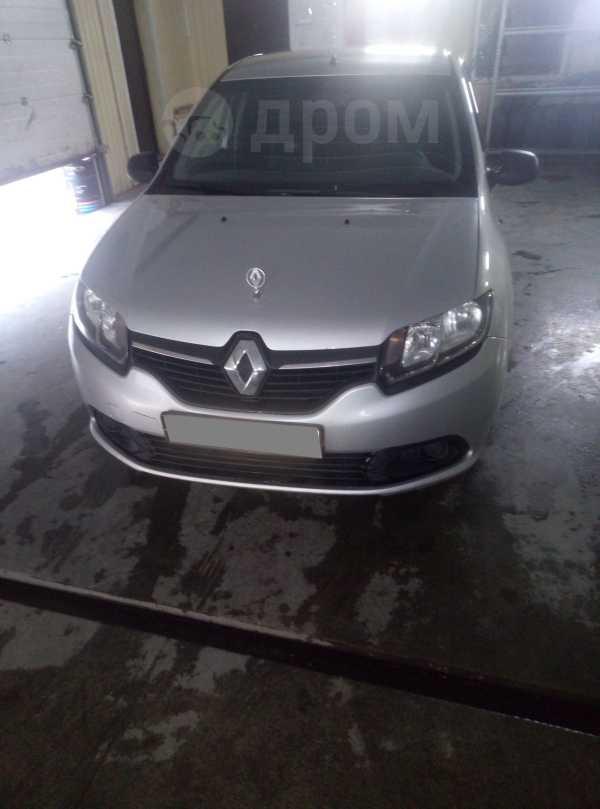 Renault Logan, 2017 год, 330 000 руб.