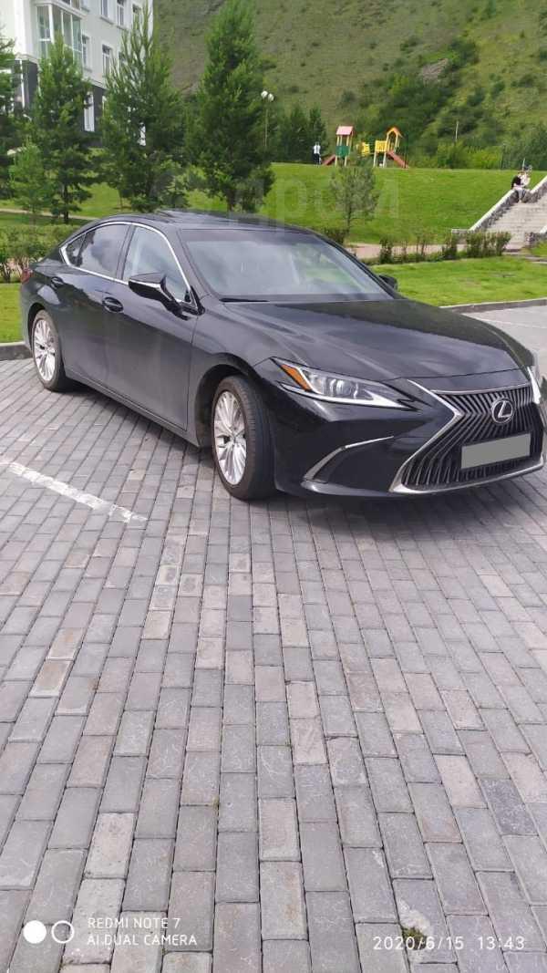 Lexus ES200, 2018 год, 2 550 000 руб.