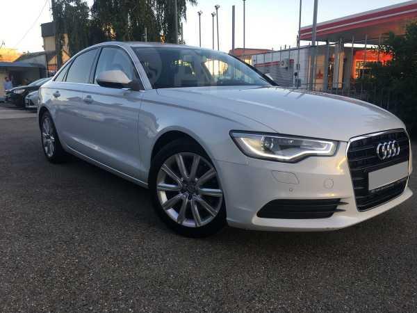 Audi A6, 2014 год, 1 200 000 руб.