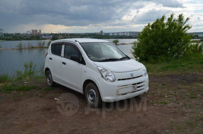 Suzuki Alto, 2012 год, 265 000 руб.