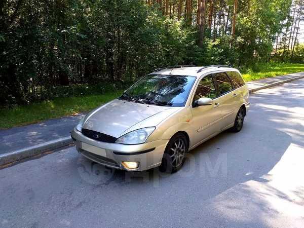 Ford Focus, 2003 год, 198 000 руб.