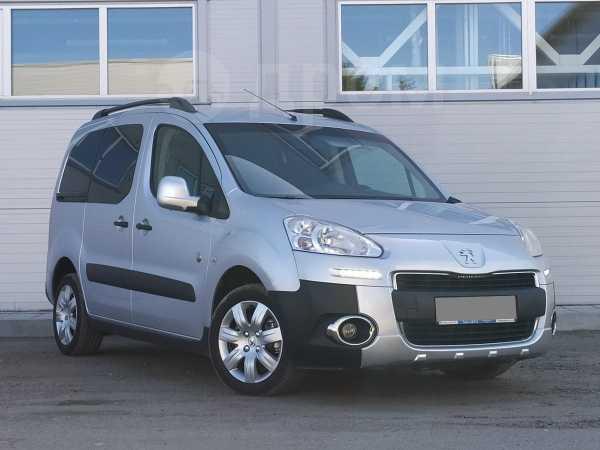 Peugeot Partner Tepee, 2012 год, 479 000 руб.